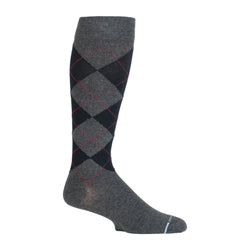 Classic Argyle | Knee-High Compression Socks For Men