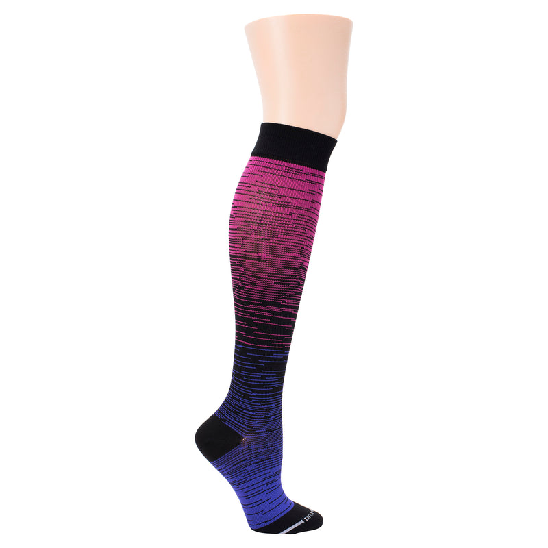 Mega Ombre | Athleisure Compression Socks For Men & Women