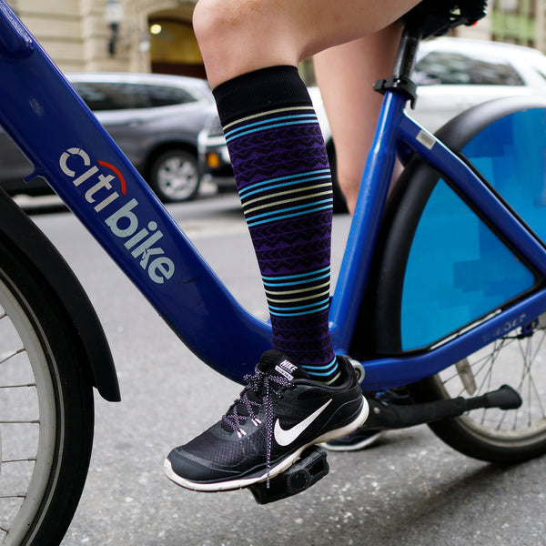 Soft Aztec | Athleisure Compression Socks For Men & Women