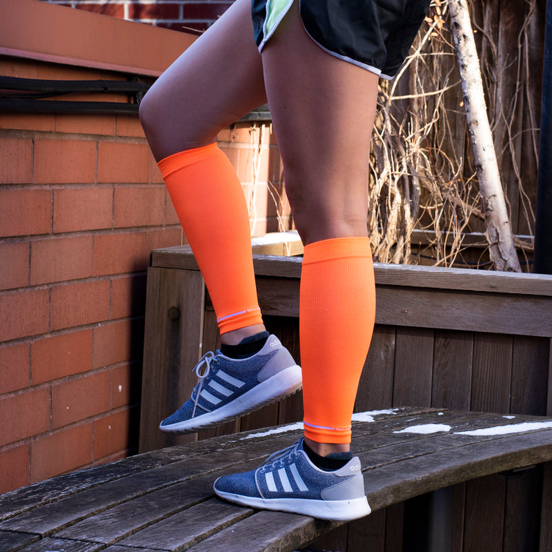 Solid | Compression Calf Sleeves For Men & Women