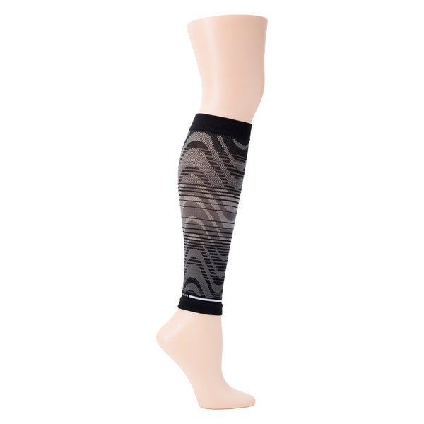 Ombre Waves | Compression Calf Sleeves For Men & Women