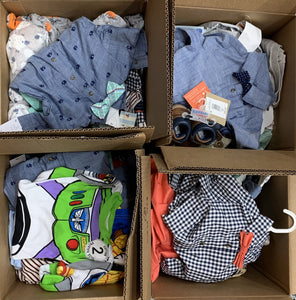 LIMITED DROP: Baby Boy Mystery Box - BuyMysteryBoxes.com (a division of Barton's Discounts)