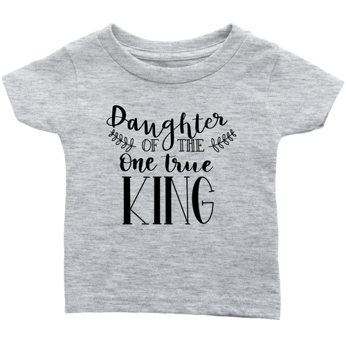 Daughter of the One True King - Child's