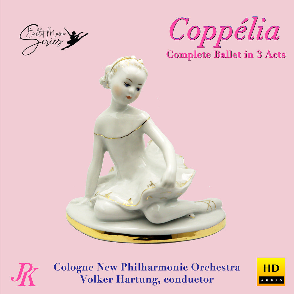 No.1 Daybreak - Swanilda sees Coppélia