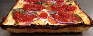 Residential Class - Making Detroit Style Pizza at Home