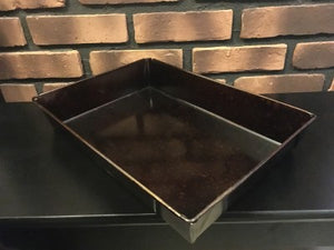 10 x 14 - Authentic STEEL Detroit Style Pizza Pan