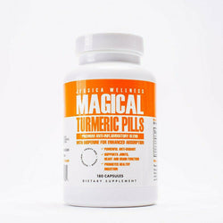 Magical Turmeric Pills - Jessica Wellness Shop