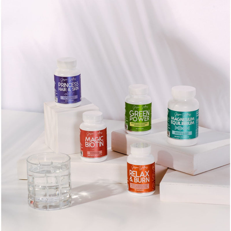 HEALTH & BEAUTY FULL PACK - Jessica Wellness Shop