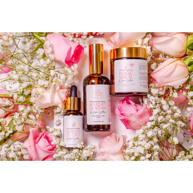 Tonico Facial BOUQUET DE NOVIAS - Jessica Wellness Shop