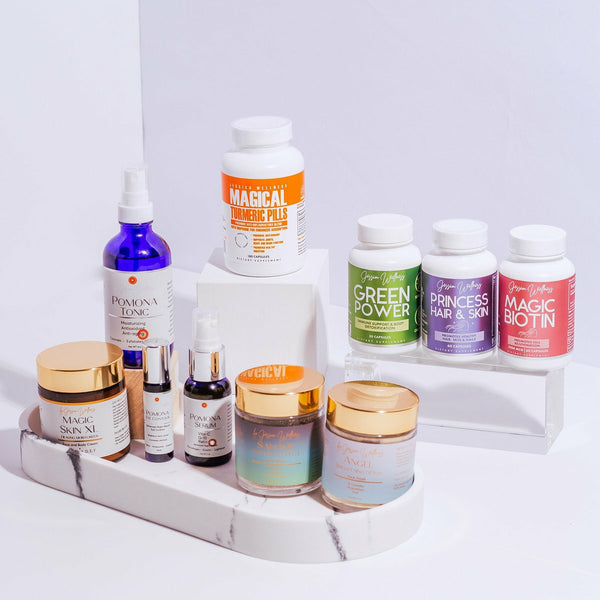 Improve Skin Tone Kit - Jessica Wellness Shop