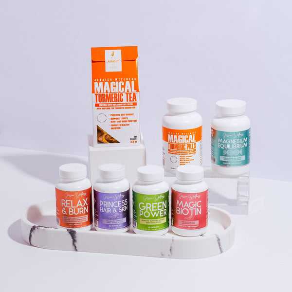 Wellness Pack - Jessica Wellness Shop