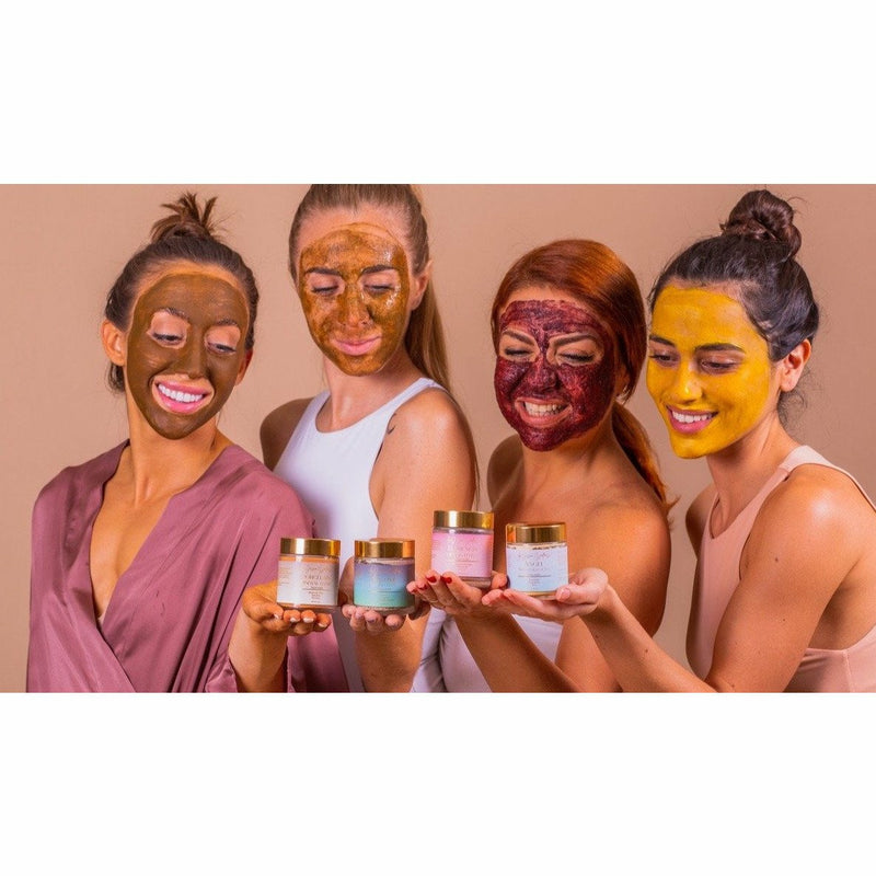 Face masks Full Collection - Jessica Wellness Shop