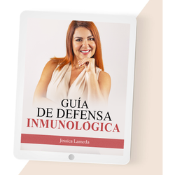 Guia De Defensa Inmunologica (E-Book) - Jessica Wellness Shop