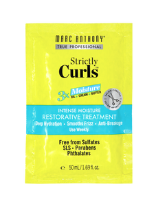 Travel Size - Strictly Curls 3X Moisture Restorative Treatment