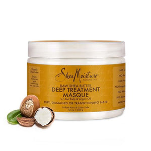 Raw Shea Butter Deep Treatment Masque - Beauty by Promise