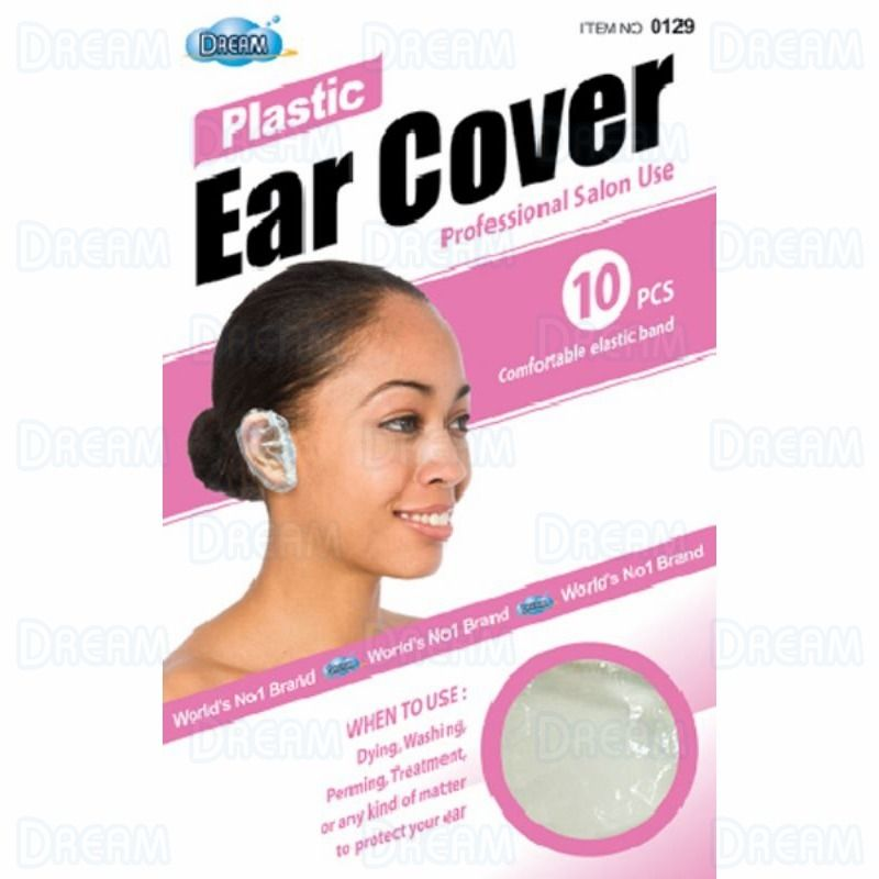 Plastic Ear Covers - Beauty by Promise