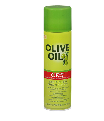 Olive Oil Nourishing Sheen Spray - Beauty by Promise