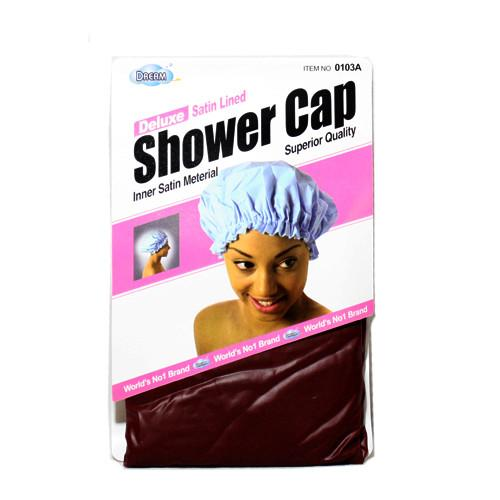 Satin Lined Shower Cap - Beauty by Promise