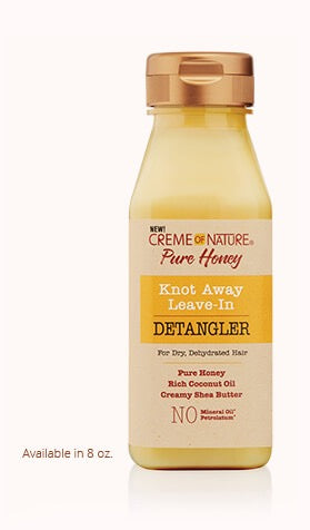 Creme of Nature Pure Honey Know Away Leave-In Detangler - Beauty by Promise