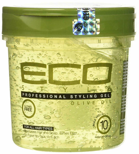 Eco Gel Styler - Olive Oil - Beauty by Promise