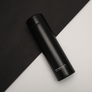 Portable Thermos with display screen