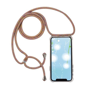 Phone Lanyard with protective case