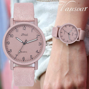 Casual luxury watch