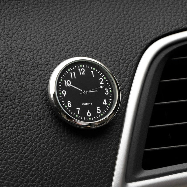 Mini Car Clock