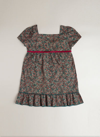 Daphne Ditsy Floral Dress