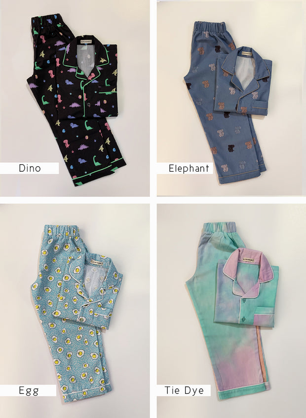 Combo Pyjama Pant set - Mother & Child