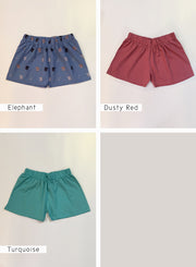 Mix & Match Pack of 3 Shorts