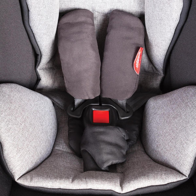 alpha™ infant car seat with ISOfix compatible base
