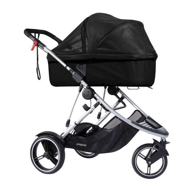 Snug Baby Carrycot for Dash Strollers | adapt | phil&teds ...