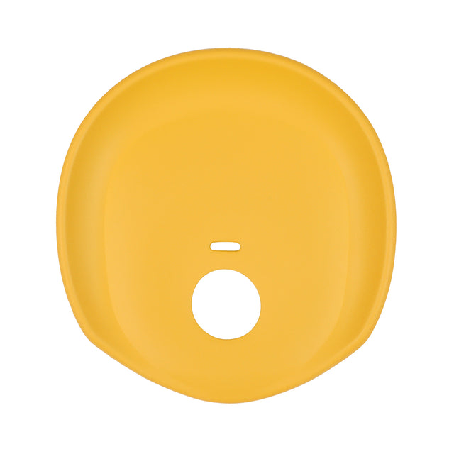 phil&teds award winning poppy high chair seat liner in yellow colour_butterscotch