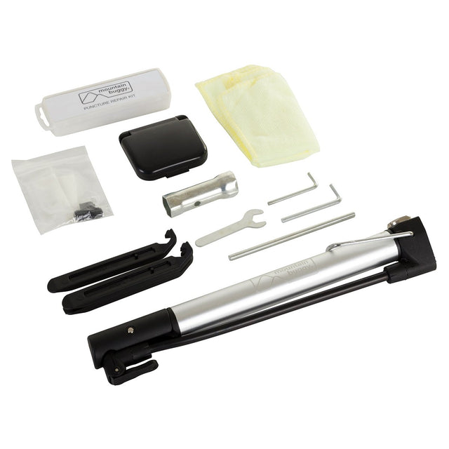 phil&teds - mountain buggy tool kit contents_black