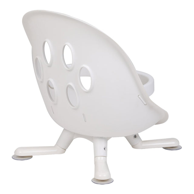 phil&teds poppy bath seat shown from rear_white