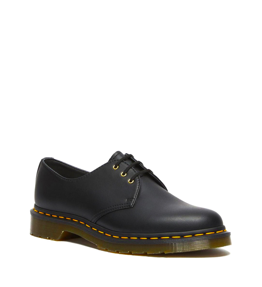 Dr. Martens - 1461 Vegan - Felix Rub Off - Black