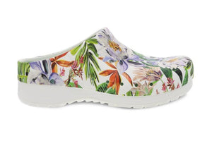 Dansko - Kane Molded - Vintage Tropical