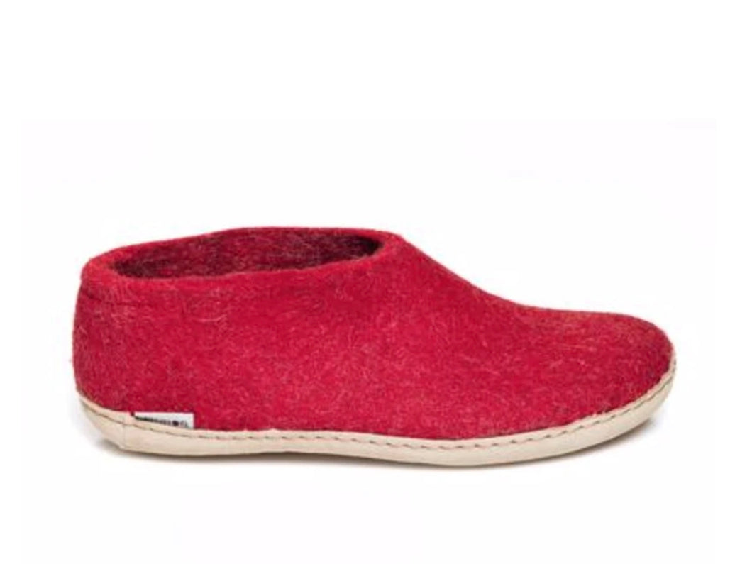 Glerups - Shoe - Red