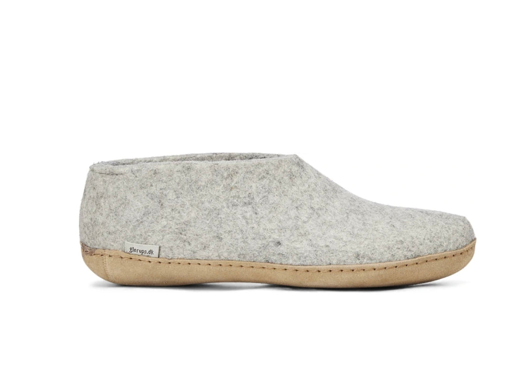 Glerups - Shoe - Grey