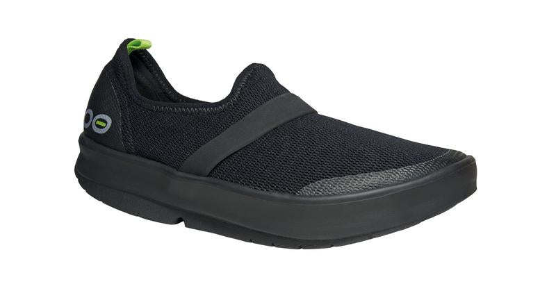 OOFOS - OOmg Low Shoe - Black