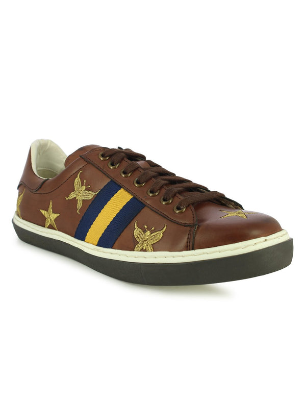 Alberto Torresi Hyerani Tan Casual Shoes