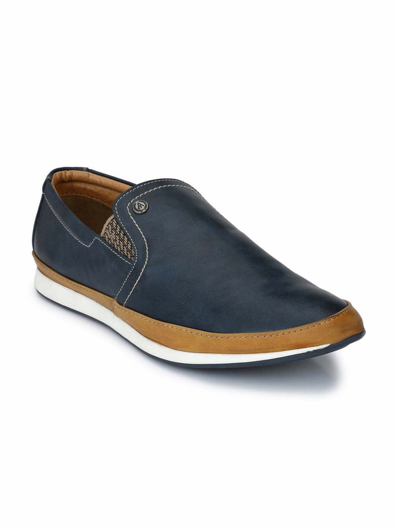 Alberto Torresi Dreamori Tan & Blue Casual shoes