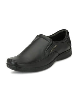 Alberto Torresi Men's Latin Black Formal Shoes
