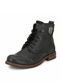Alberto Torresi Men Eli High Top Boots