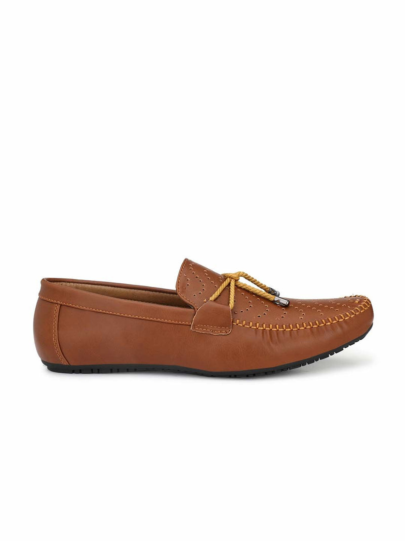 Alberto Torresi Men'S Giles Loafers With Lace