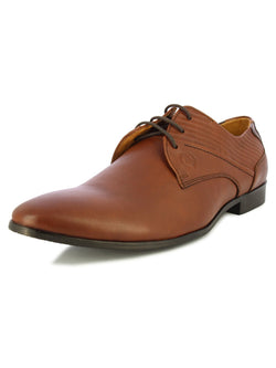 Alberto Torresi Men's Tennin Tan Formal Shoes