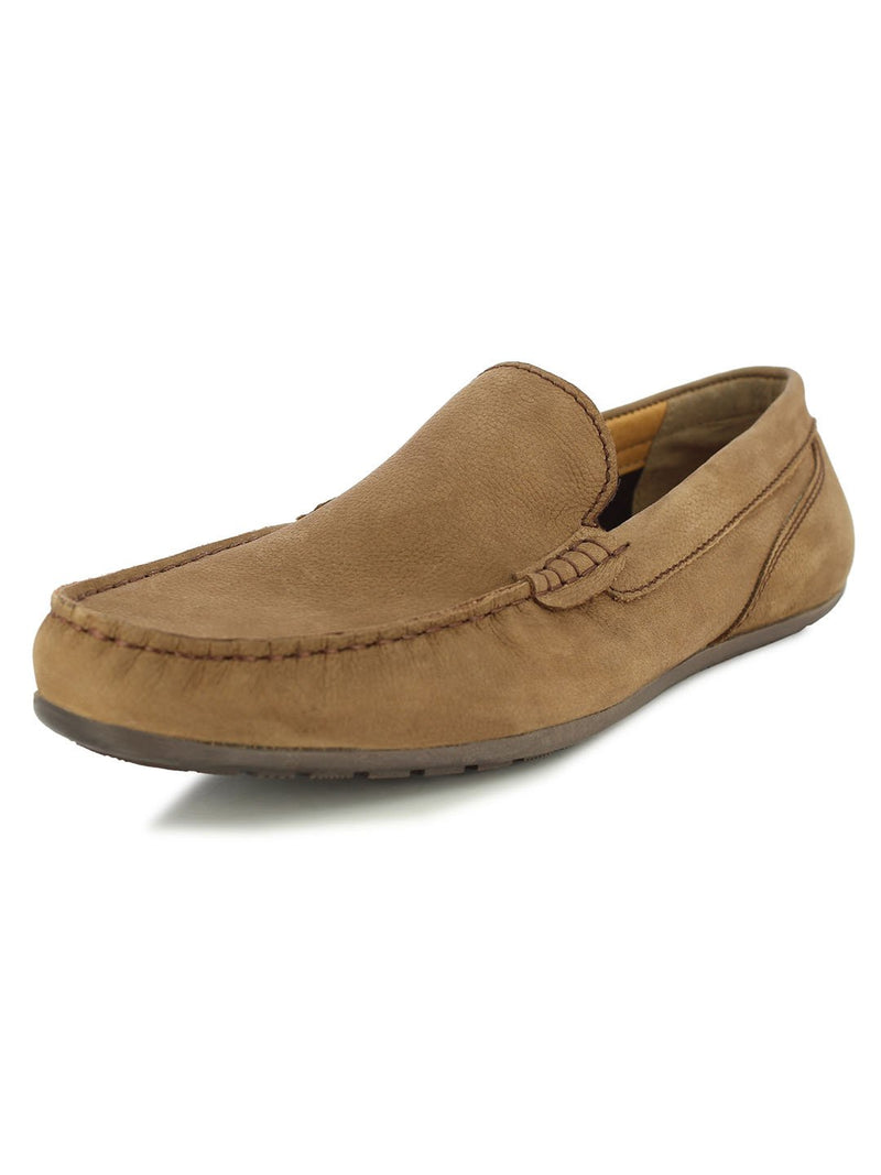 Alberto Torresi Men's Melec Brown Slip-ons