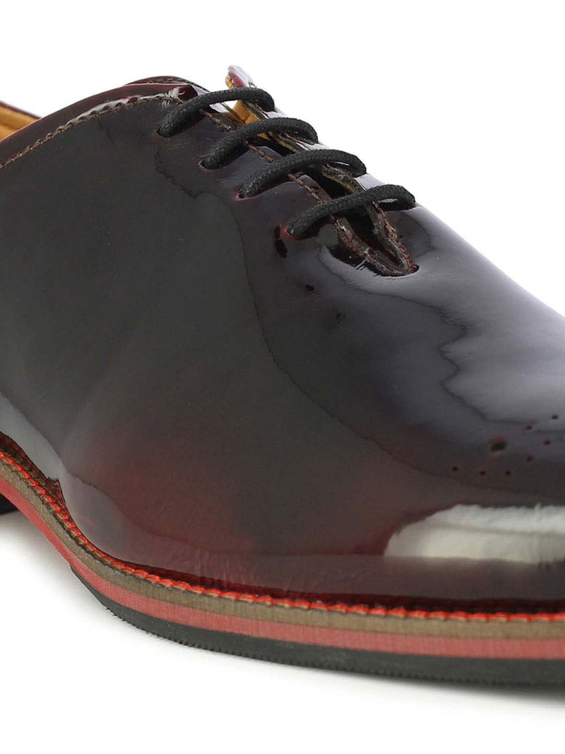 Alberto Torresi Florence Bordo Wingtip Oxford Shoes