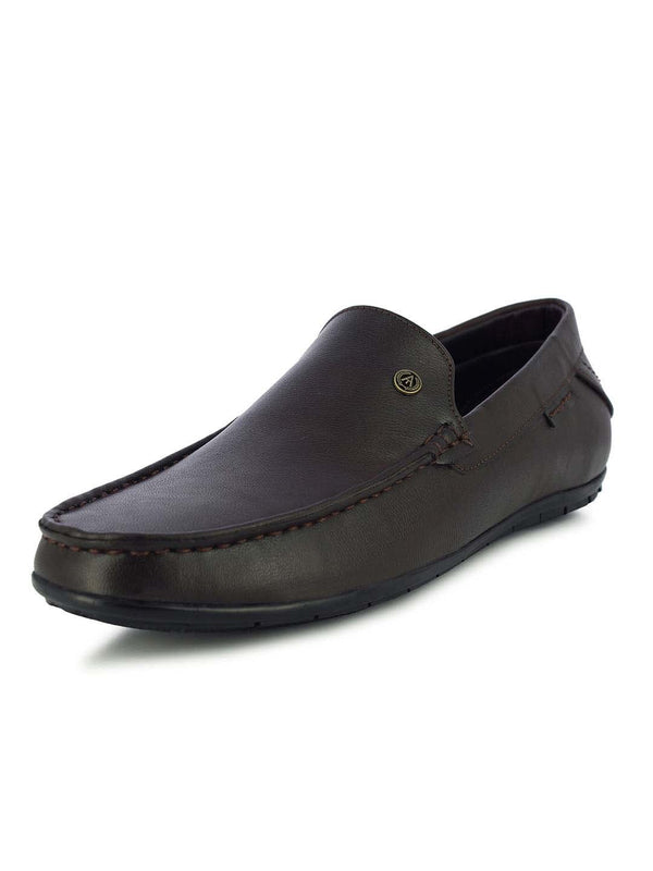 Alberto Torresi Neuss Brown Men's Loafers